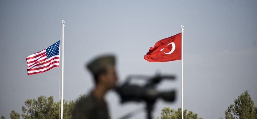 Türkiye ile ABD'den Doğu Akdeniz'de ortak askeri eğitim