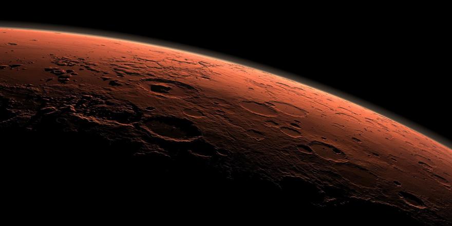 Trump: Mars'ta bayrağını dalgalandıran ilk ülke ABD olacak