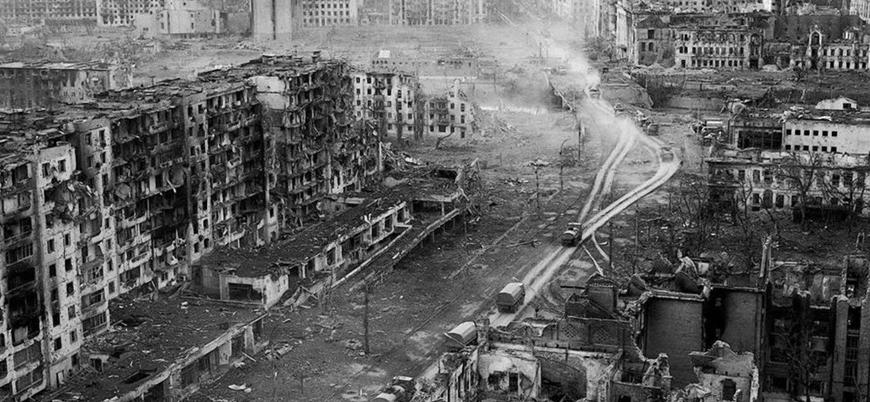 6 Şubat 2000: Rusya Çeçenistan'ın başkenti Grozni'yi ele geçirdi