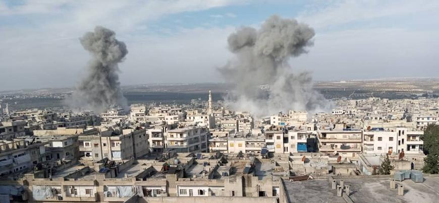 ABD'den Rusya'ya 'İdlib' uyarısı