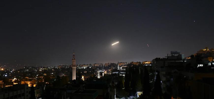 İsrail Suriye'de İran hedeflerini vurdu: 12 ölü