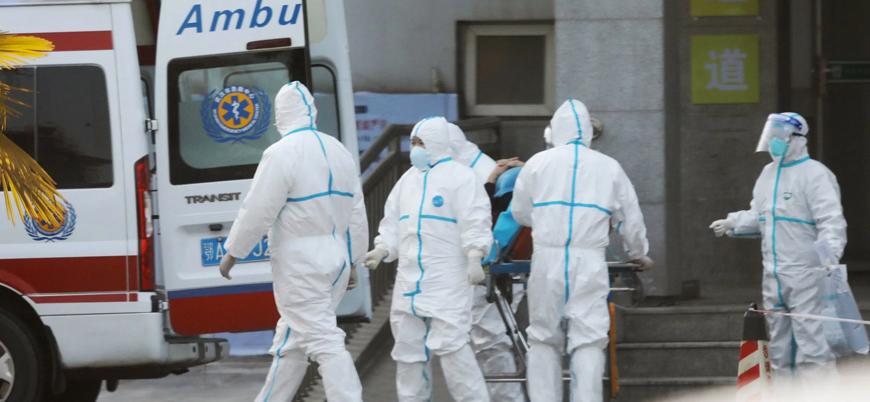Çin'de koronavirüssalgınında ölü sayısı 909'a yükseldi