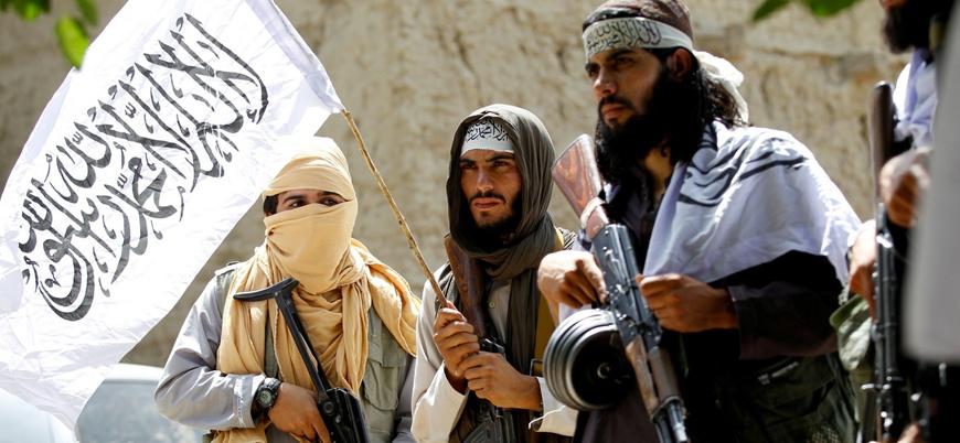 """""""Taliban Afganistan'da ABD'ye askeri destek sağlayan bir şirketin müdürünü kaçırdı"""""""