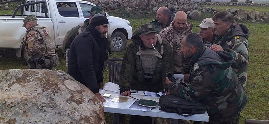 Suriye'de Esed rejiminin saldırılarını Rus generaller yönetiyor
