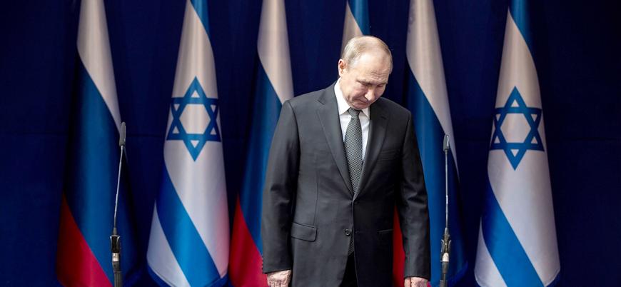 Rusya Suriye'de Türkiye'yi önlerken İsrail'e yol açıyor