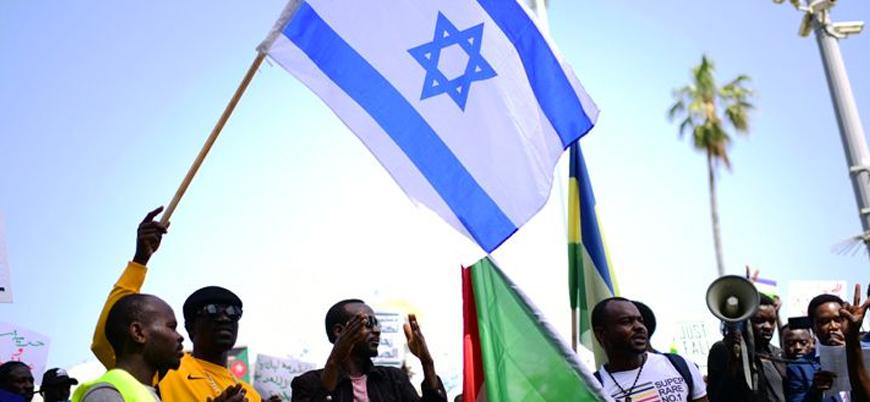 Sudan İsrail'e hava sahasını açıyor