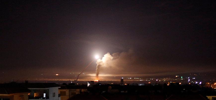 Esed rejimi İsrail savaş uçağı yerine Rus yolcu uçağını hedef aldı, uçak acil iniş yaptı