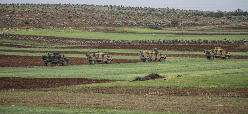 İdlib'deki gözlem noktalarına komando sevkiyatı