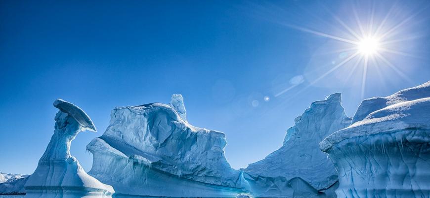 Antarktika'da tarihin en yüksek sıcaklık rekoru kırıldı