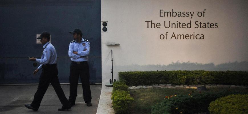 Hindistan'daki ABD Büyükelçiliği'nde 5 yaşındaki kıza tecavüz