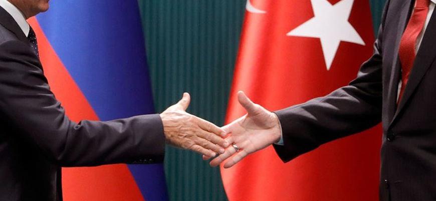 Rusya: Türkiye ile Suriye'de tansiyonu düşürmek için anlaştık
