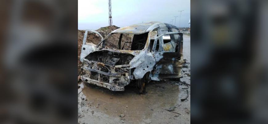 Rus savaş uçakları İdlib'de ambulans vurdu: 6 sivil öldü