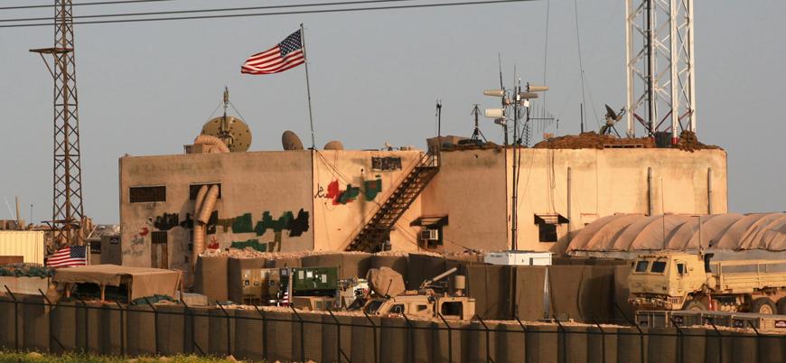 ABD Suriye'deki müttefiği YPG'nin bölgesine yeni üs kuruyor