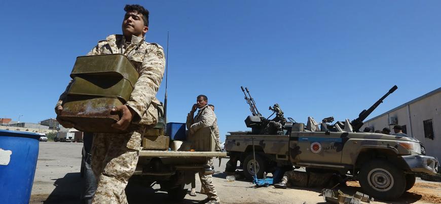 """""""Libya'da taraflar geniş çaplı askeri operasyon hazırlığında"""""""