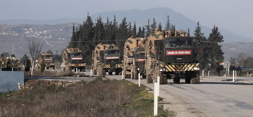 Suriye'de son durum: TSK sevkiyatlara, Rusya ve İran destekli güçler ilerlemeye devam ediyor