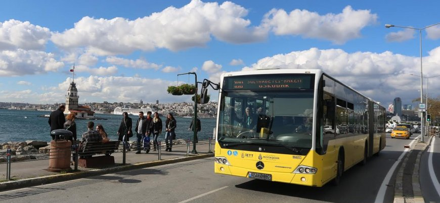 İstanbul'da zamlı ulaşım yürürlüğe girdi