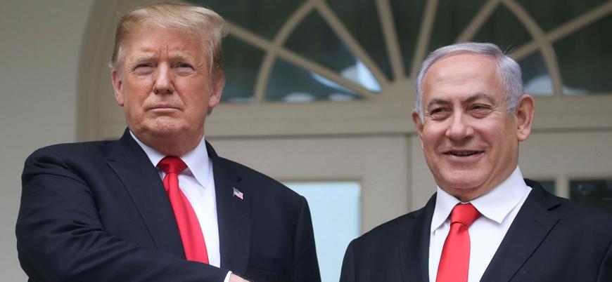 ABD'den Netanyahu'ya: Batı Şeria'da egemenlik ilan etmede aceleci olma