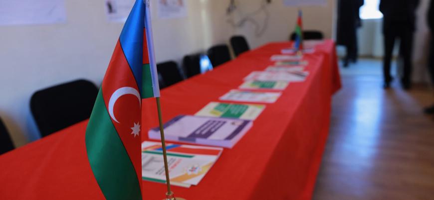 Azerbaycan'da seçimleri iktidardaki Aliyev'in partisi kazandı