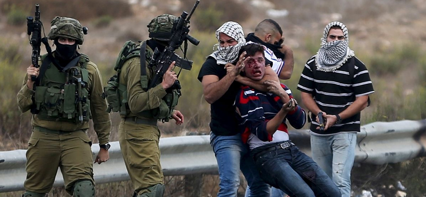 """""""Filistinli tutuklulara sorgulama sırasında işkence ediliyor"""""""