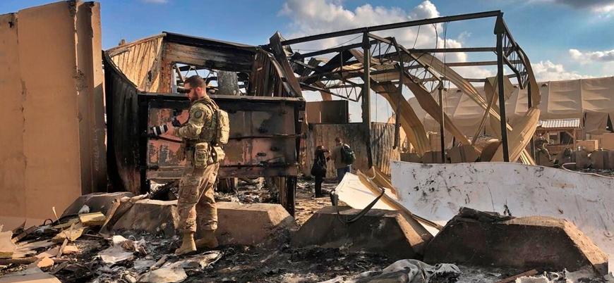 İran'ın saldırısında 109 ABD askeri 'beyin sarsıntısı' yaşadı