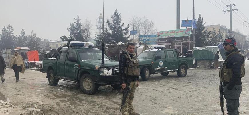 Afganistan'ın başkenti Kabil'de saldırı: 5 ölü 6 yaralı