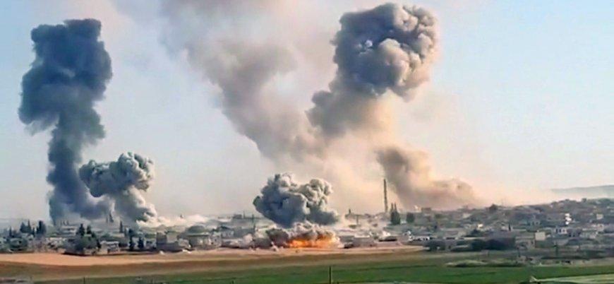 NATO'dan Rusya ve Esed rejimine: Saldırıları durdurun