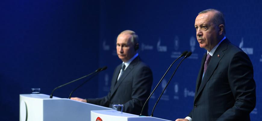 Kremlin: Putin'in 5 Mart'ta Erdoğan'la görüşme planı yok