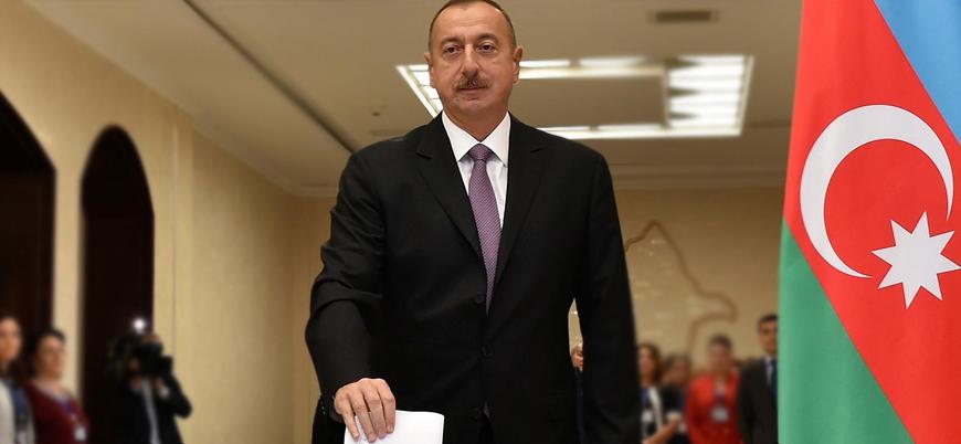 Azerbaycan'da Aliyev'in kazandığı seçimleri protesto eden adaylara gözaltı