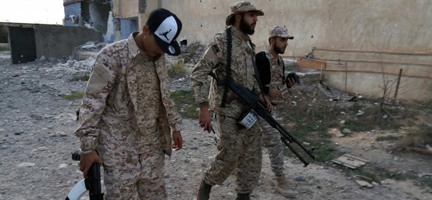 ABD: Rusya'nın Libya'daki varlığı terörle mücadeleye engel