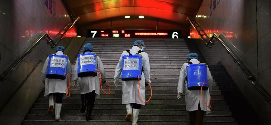 Koronavirüs nedeniyle hayatını kaybedenlerin sayısı 1113'e ulaştı