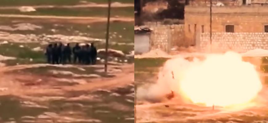 Suriyeli muhaliflerin güdümlü tanksavar füzesi kullanımında artış