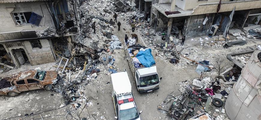 BM: İdlib'de 700 bin sivil yerinden edildi