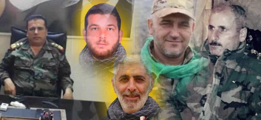 Esed rejimi generalleri ile İranlı komutanlar muhaliflerin hedefinde