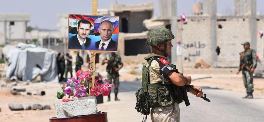 Rusya'dan İdlib açıklaması: Ateş altındayız, oturup beklemeyeceğiz