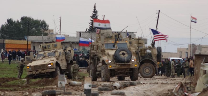 Kamışlı'da ABD ile Esed rejimi arasında gerilim: 1 ölü 1 yaralı