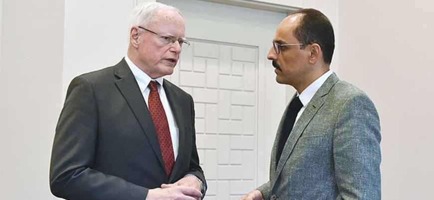 Türkiye ile ABD arasında 'İdlib' diplomasisi