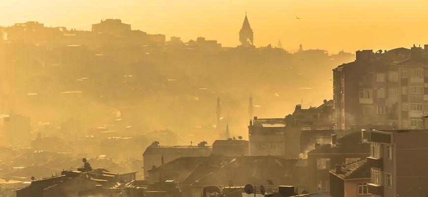 Türkiye'de hava kirliliği nedeniyle her yıl 40 bin kişi erken ölüyor