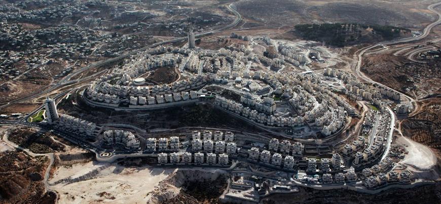 BM yasa dışı Yahudi yerleşimlerinde iş yapan 112 şirketi açıkladı
