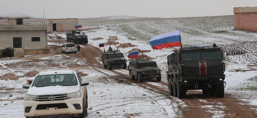 Türkiye Suriye'de Rusya ile bir ortak devriyeye daha katılmadı