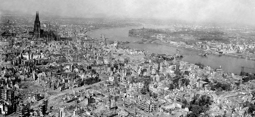 13 Şubat 1945: Dresden Bombardımanı