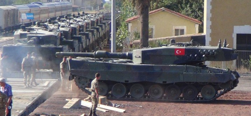 Almanya'dan Türkiye'ye silah satış izni