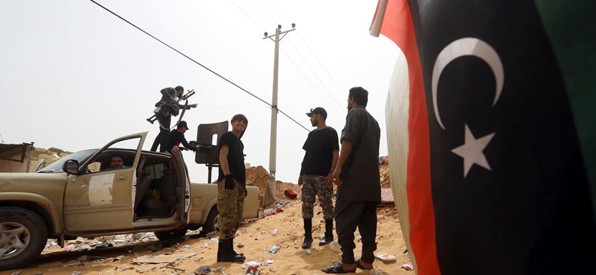 BM Güvenlik Konseyi'nden Libya'da 'kalıcı ateşkes' kararı