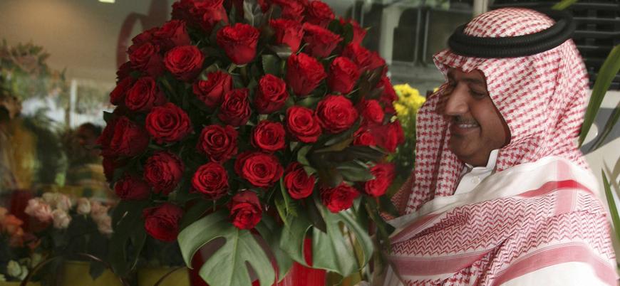 """Bir zamanlar yasaktı: Suudi Arabistan """"Sevgililer Günü""""ne hazırlanıyor"""
