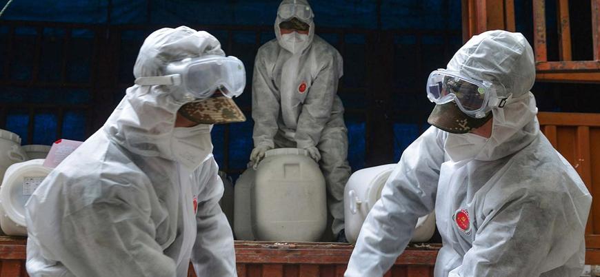 Koronavirüs salgınında ölenlerin sayısı 1367'ye yükseldi