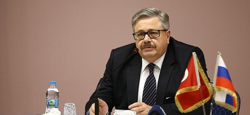 """Rusya'nın Ankara Büyükelçisi Türkiye'ye yüklendi: """"Sabır tükendi"""""""