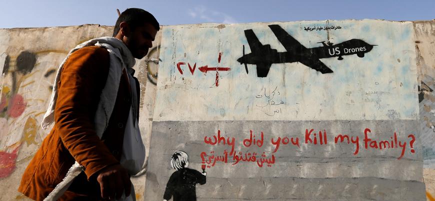ABD'li eski drone operatöründen itiraf: Çocuk öldürüp, köpek diye rapor ettik