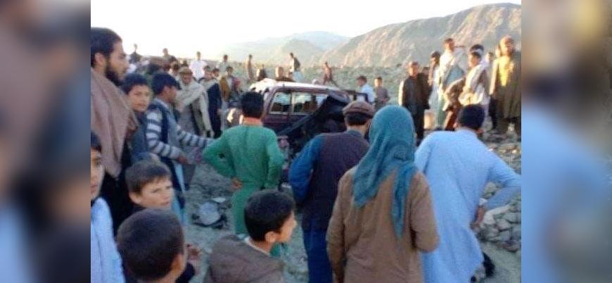 Taliban'dan şiddeti azaltmasını isteyen ABD Afganistan'da sivilleri vurdu: 8 ölü