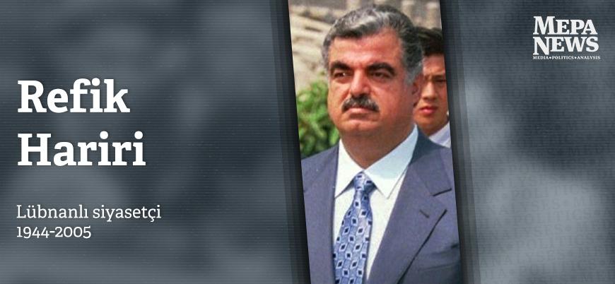 Refik Hariri kimdir?