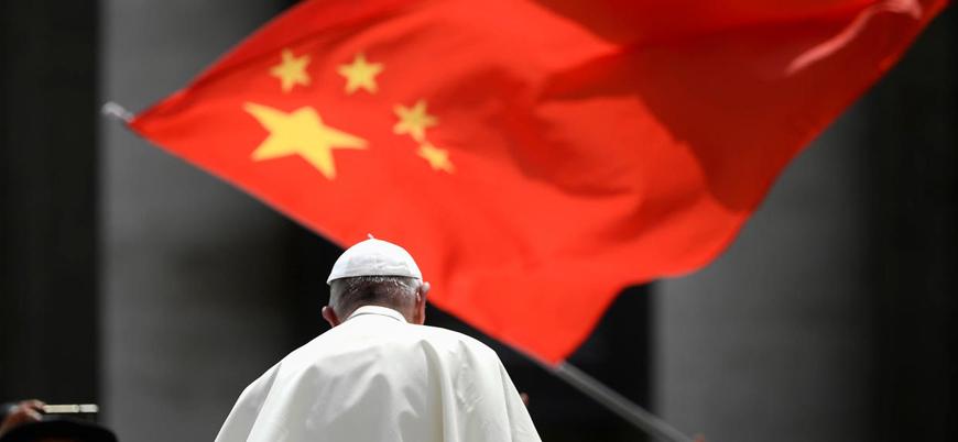 Çin ile Vatikan arasında yıllar sonra ilk üst düzey temas