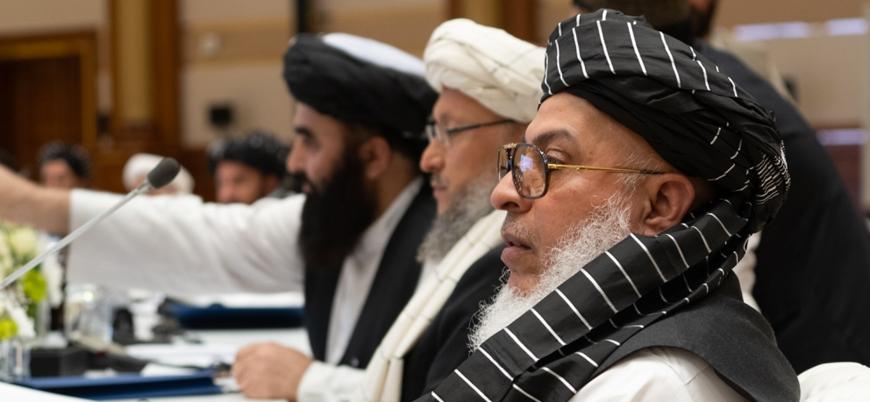 """""""ABD ile Taliban anlaşmaya varmak üzere"""""""